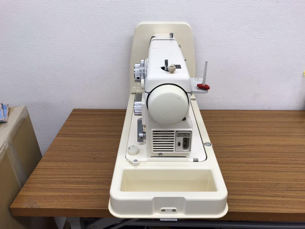ジャノメミシン モデル 802 M20190524_画像3