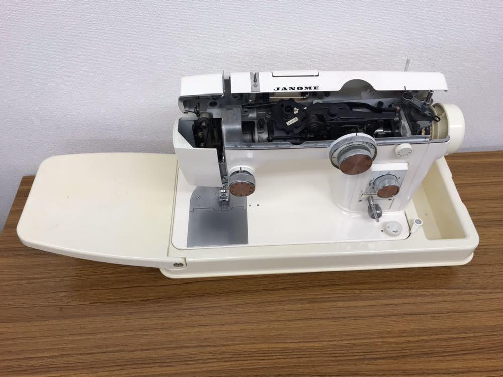 ジャノメミシン モデル 802 M20190524_画像5