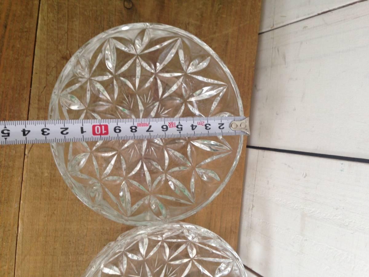 ガラス鉢セット DELUXE gift set TOYO GLASS ロワ向付鉢セット 品番#352-1 東洋ガラス株式会社 未使用品_画像6