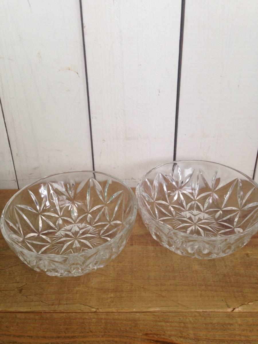 ガラス鉢セット DELUXE gift set TOYO GLASS ロワ向付鉢セット 品番#352-1 東洋ガラス株式会社 未使用品_画像5