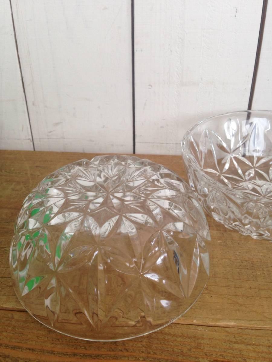 ガラス鉢セット DELUXE gift set TOYO GLASS ロワ向付鉢セット 品番#352-1 東洋ガラス株式会社 未使用品_画像8