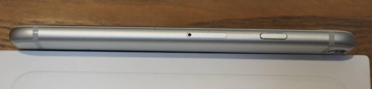 iPhone6 16GB シルバー Docomo/Docomo互換SIM用_画像4