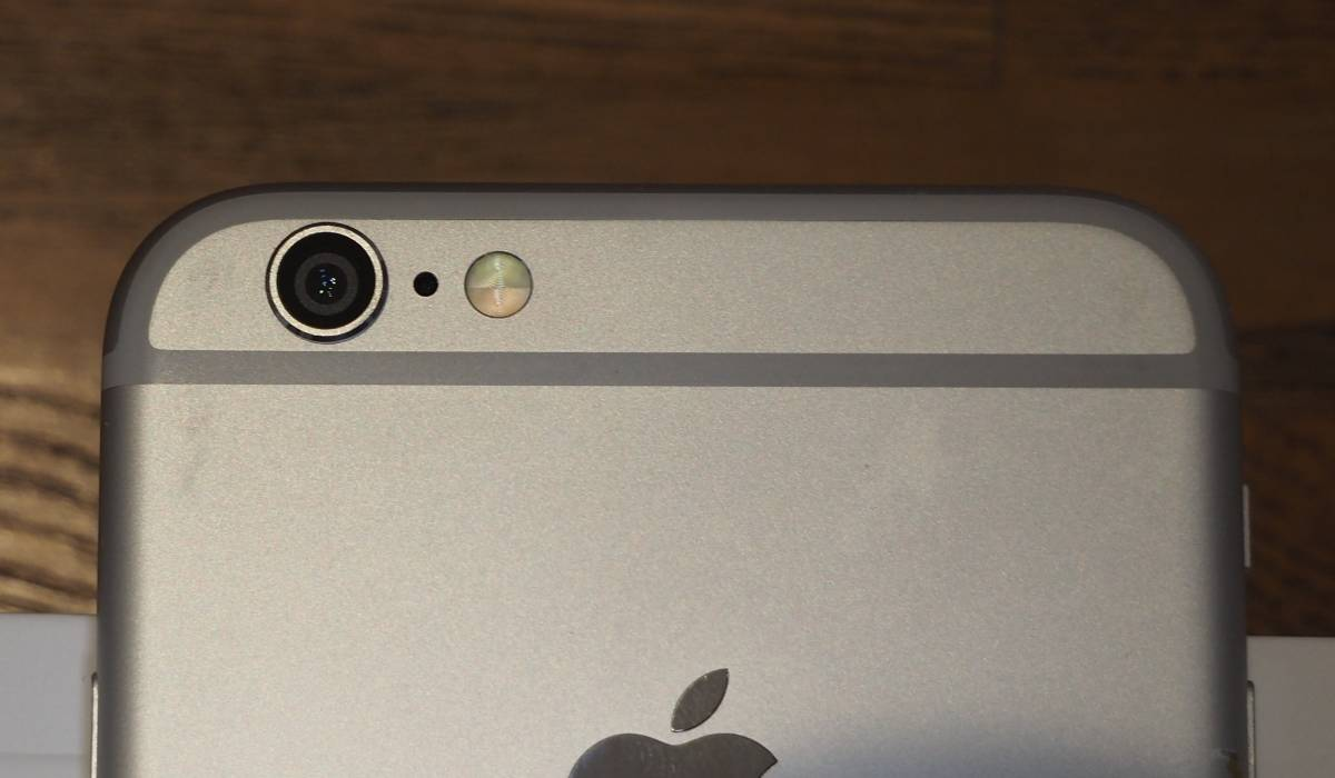 iPhone6 16GB シルバー Docomo/Docomo互換SIM用_画像8