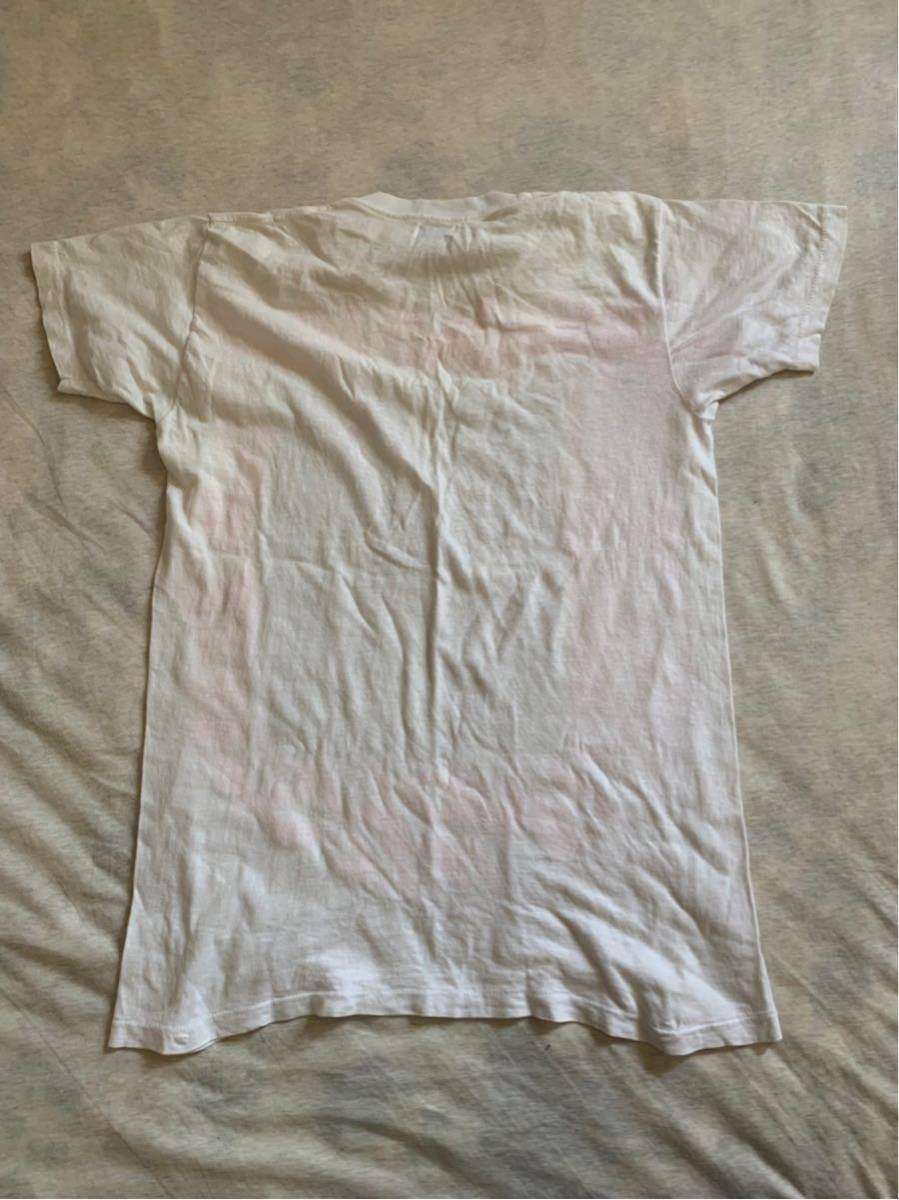 LABRAT ビンテージ Tシャツ ベース フォト プリント ブルース ウェーバー ウェバー Bruce Weber ブロンディ パンク ロック ラブラット_画像4