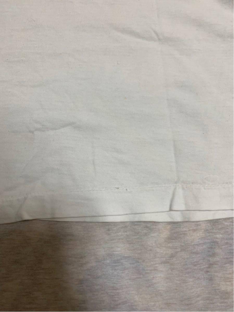 80's ビンテージ GUCCI グッチ Tシャツ オリジナル ヘインズ ブランド サンローラン YSL イブサンローラン _画像6