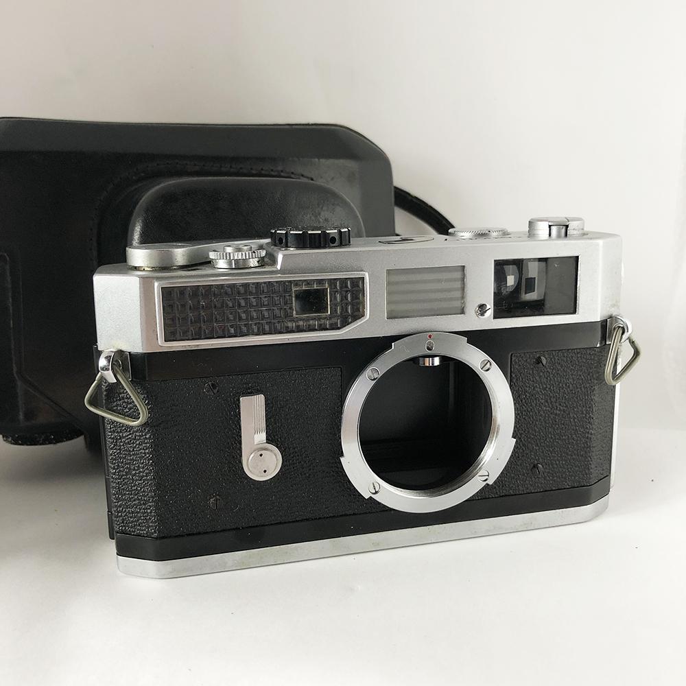 canon 7 レンジファインダーカメラボディ