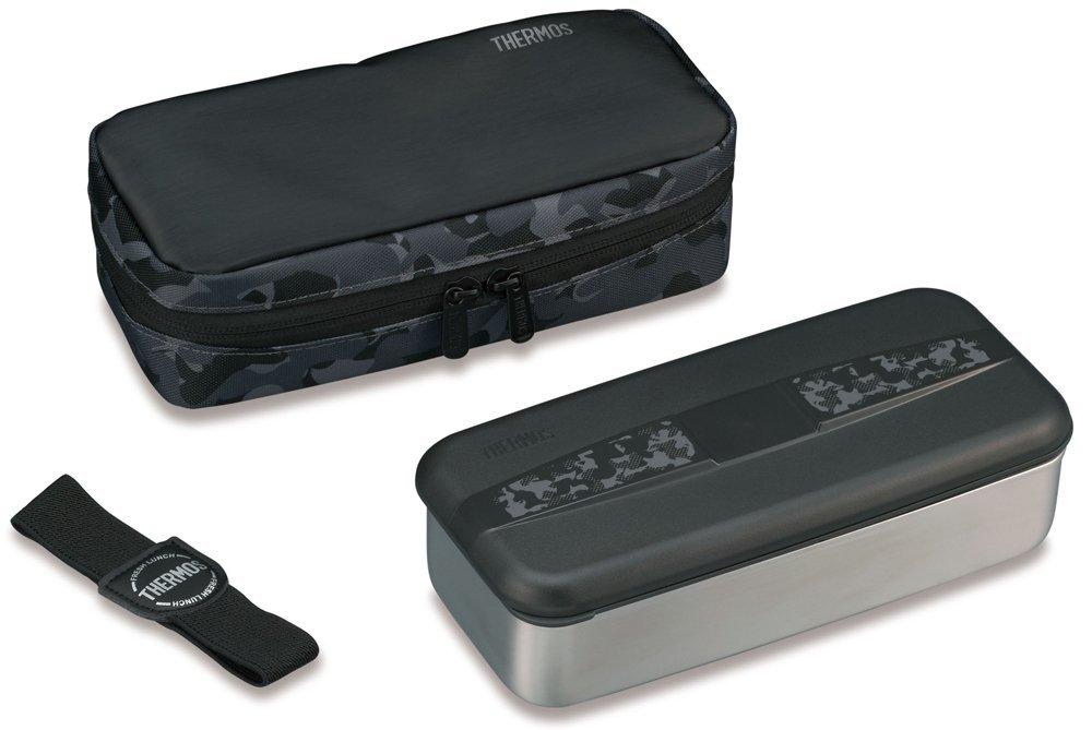 新品送料510円 弁当箱700ml DSD-702 フレッシュランチボックス サーモス CM  カモフラージュ さーもすTHERMOS_画像2