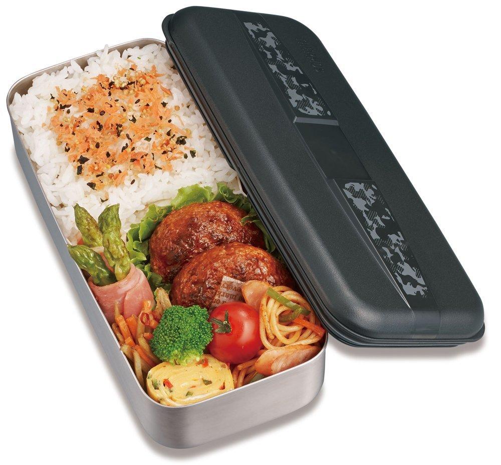 新品送料510円 弁当箱700ml DSD-702 フレッシュランチボックス サーモス CM  カモフラージュ さーもすTHERMOS_画像5