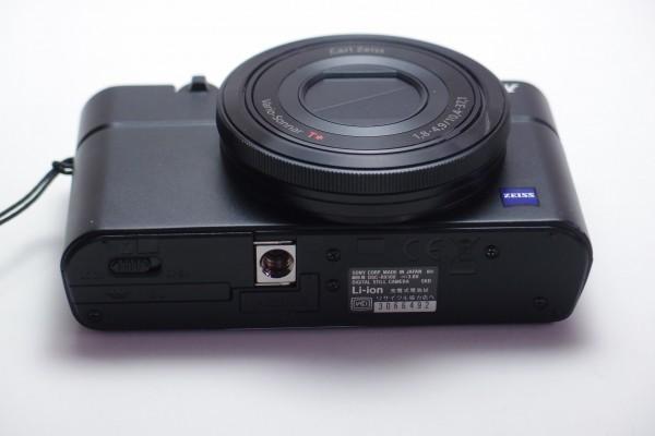 SONY DSC-RX100 1インチCMOSセンサー F1.8大口径レンズ搭載 光学3.6倍ズーム 2020万画素 デュアルノイズリダクション 送料無料_画像5