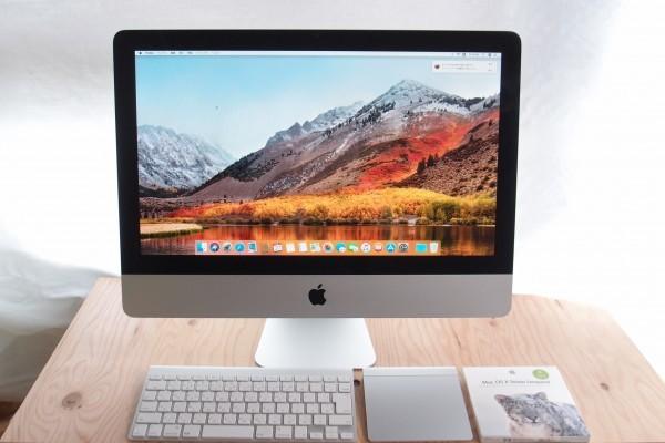 Apple iMac 21インチ Mid 2011 CPU i5 2.5GHz メモリ8GB HDD 500GB AMD Radeon HD 6750M DVD内蔵 キーボード マジックマウス付き 送料無料