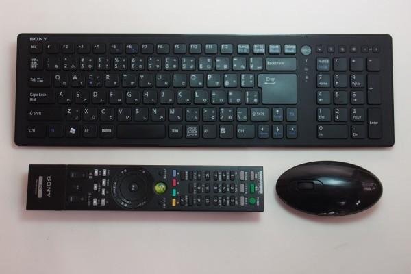 SONY VAIO L VPCL247FJ 24インチ液晶 地デジx3 BSx2 CSx2チューナー ブルーレイ内蔵 Office2007付 Core i5-2450M メモリ8GB 2TB 送料無料 _画像2