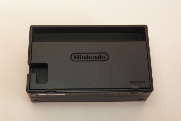 Nintendo Switch ドック 純正HDMIケーブル付き 送料無料 _画像4