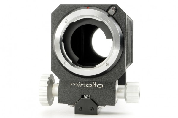 【極美品】Minolta BELLOWS III For ミノルタ SR/MC/MDマウント 接写、スライドのコピーなどに 蛇腹 ベローズ #3036_画像4
