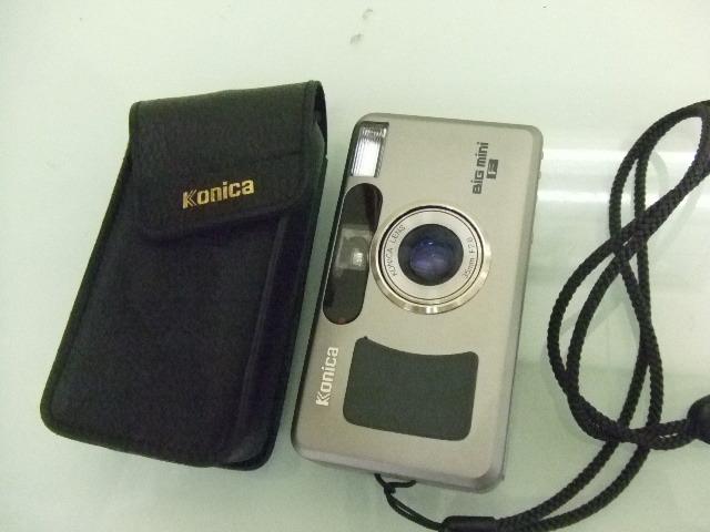 稼動品★美品 Konica Big mini F,35mm F2.8 ★