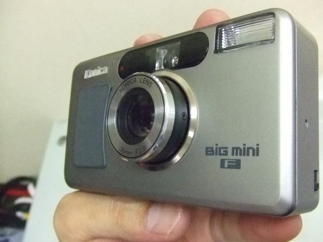 稼動品★美品 Konica Big mini F,35mm F2.8 ★_画像3