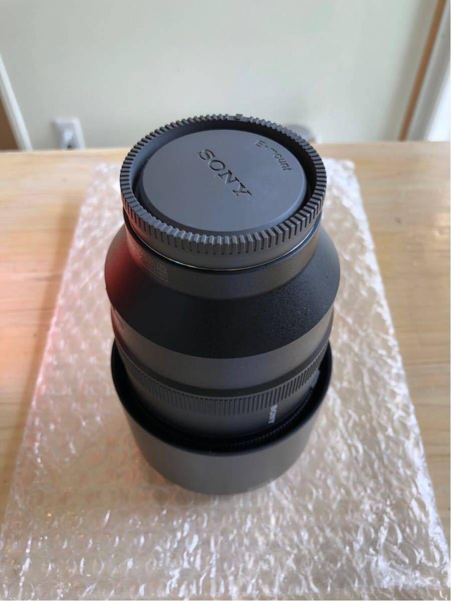 ♪ほぼ新品!SONY FE 70-300mm F4.5-5.6 G OSS SEL70300G オマケ付