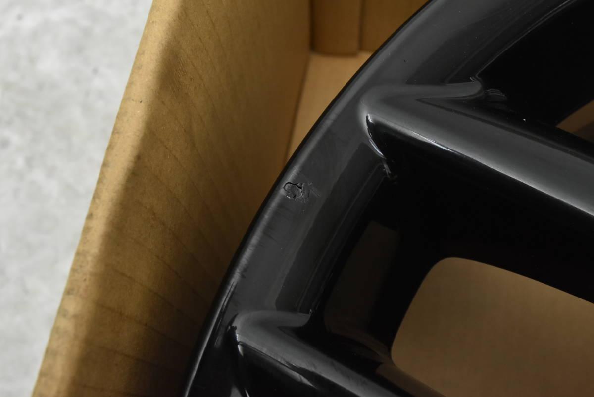 【送料無料】【程度良好品】MINI R60 クロスオーバー 純正 17in 4本セット PCD120 7J +50 R61 ペースマン ミニクーパー ダブルスポークR124_画像8