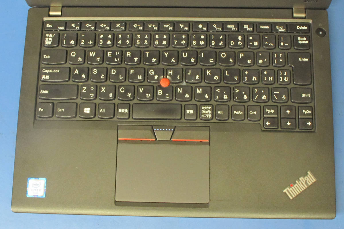ThinkPad X260 Core i7 6600U SSD256GB 8GB FHD IPS Win10Pro(64bit) リカバリーUSBメモリー_画像4