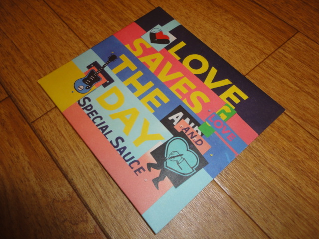 ♪G. Love & Special Sauce (G・ラヴ & スペシャル・ソース) Love Saves The Day♪_画像1