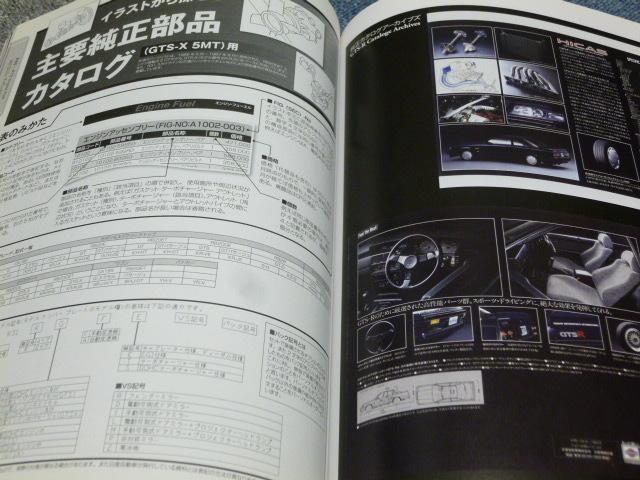 7th ニッサン スカイライン R31オーナーズマニュアル GTSR 80年代 2012年発行_画像5