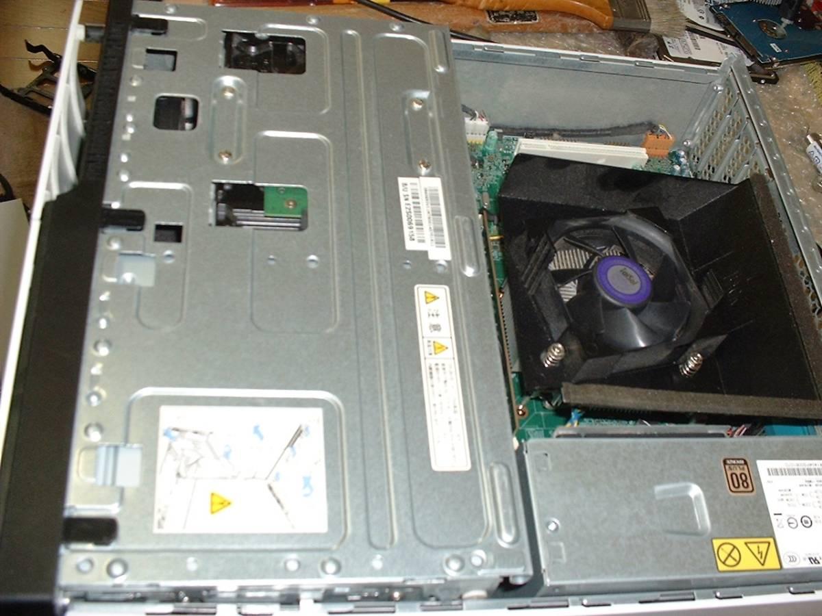 第4世代機 NEC VALUESTAR Core I5-4590/8GB Disk 500GB DVD-RW_画像2
