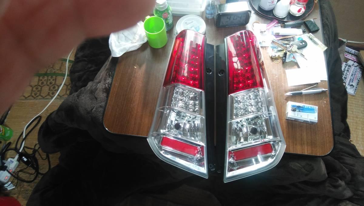 MH23sワゴンr社外品テールライト