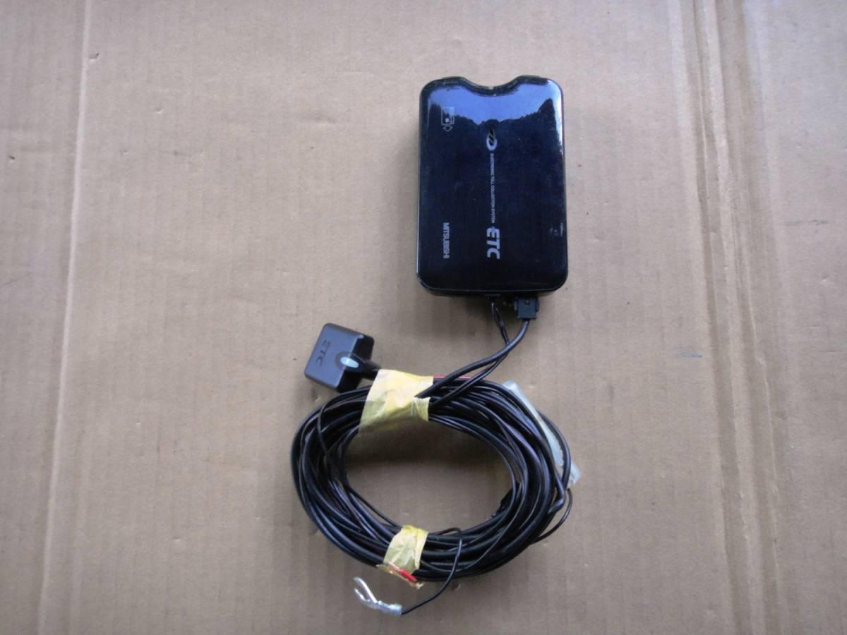 軽自動車 軽 登録 三菱電機 MITSUBISI EP-9U79 アンテナ分離型 ETC