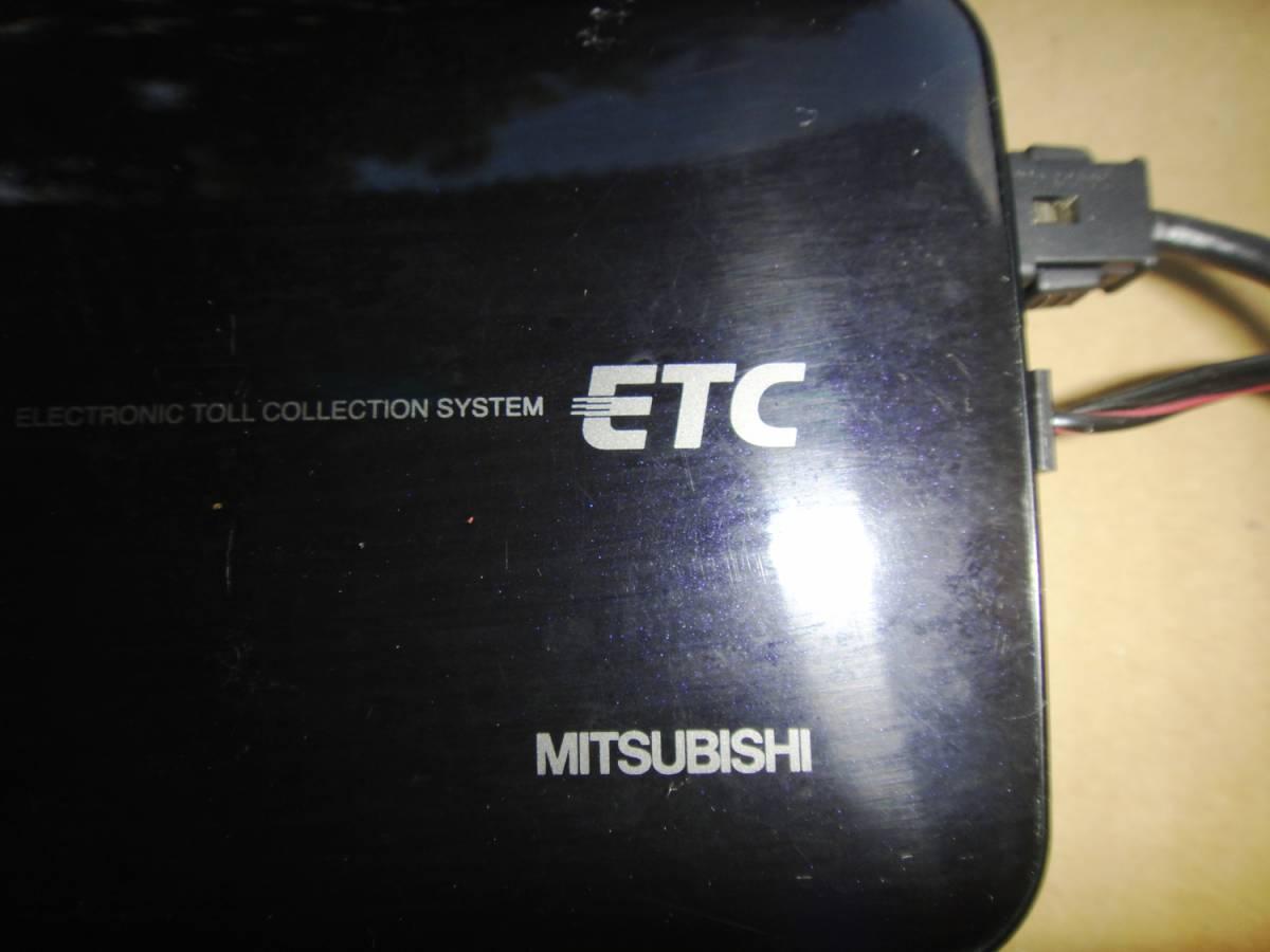 軽自動車 軽 登録 三菱電機 MITSUBISI EP-9U79 アンテナ分離型 ETC_画像2