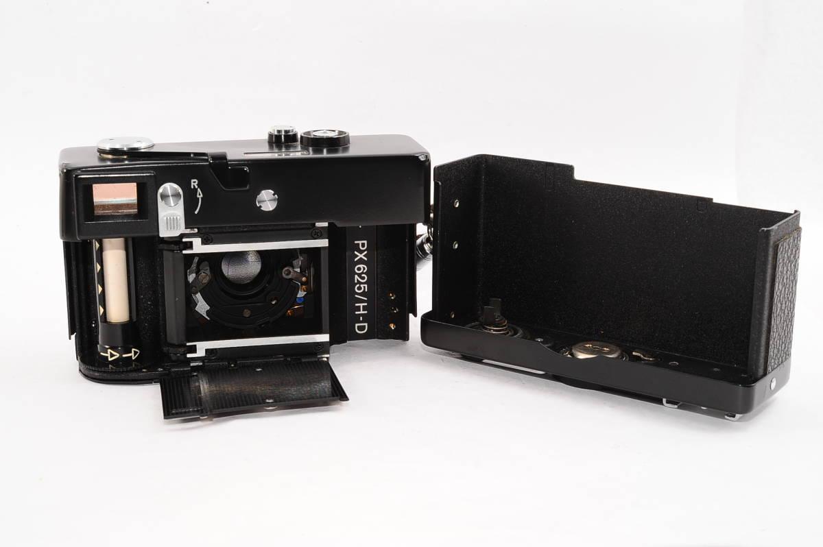 【美品】 ローライ Rollei 35S ゾナー 40mm F2.8 - ブラック レンジファインダーカメラ + ストラップ付 [2453991]_画像3