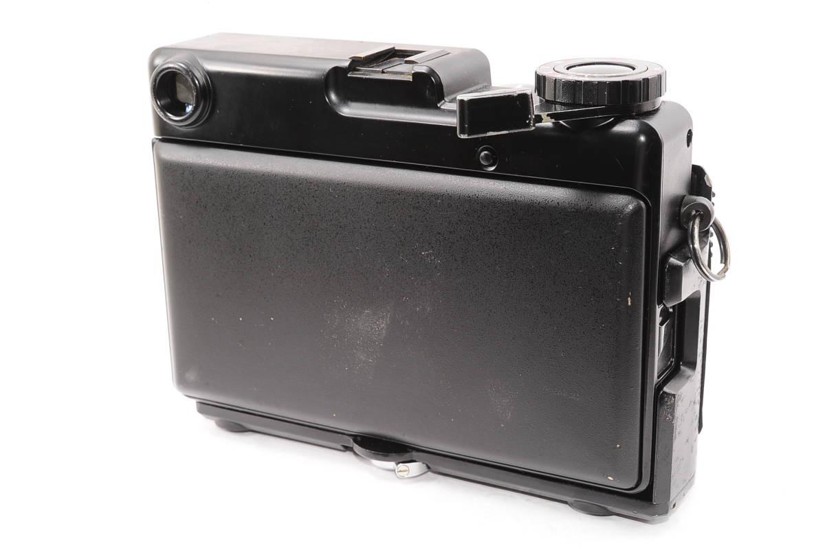 【希少品】 プラウベル マキナ PLAUBEL makina 67 ニッコール NIKKOR 80mm F2.8 グリップ付き 中判 蛇腹 カメラ [508548]_画像2