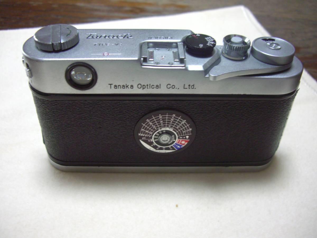 田中光学 タナック V3 TANACK TYPE - V3 + TANAR 5cm f1.9 50mm f1.9 ライカ L39 マウント_画像2