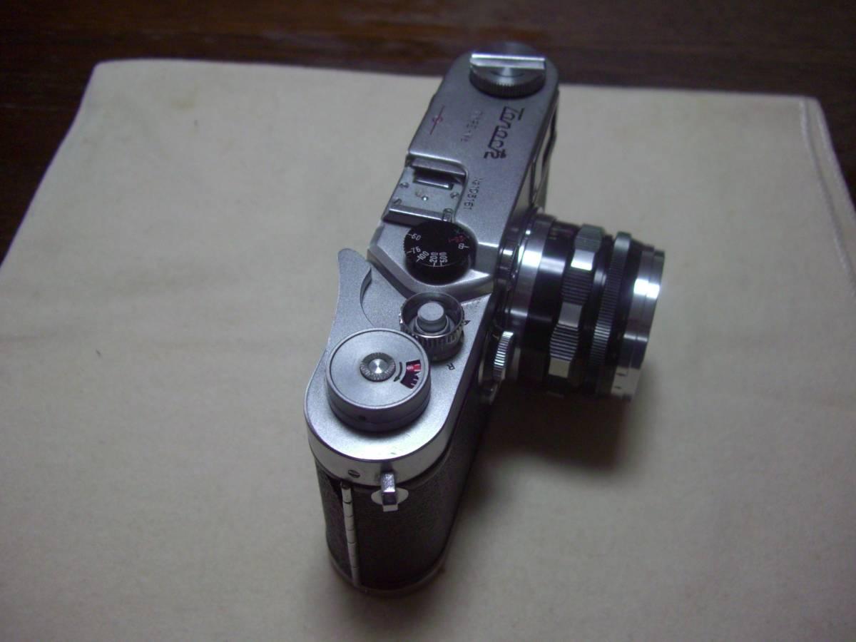 田中光学 タナック V3 TANACK TYPE - V3 + TANAR 5cm f1.9 50mm f1.9 ライカ L39 マウント_画像3