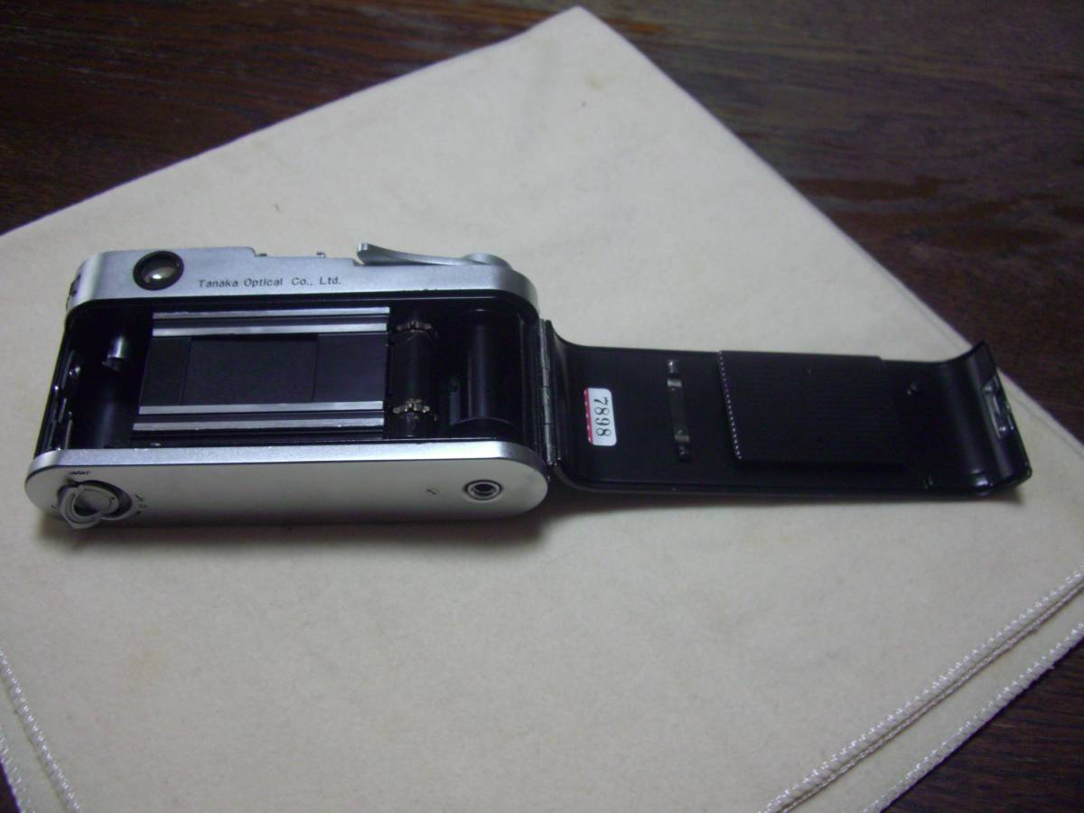 田中光学 タナック V3 TANACK TYPE - V3 + TANAR 5cm f1.9 50mm f1.9 ライカ L39 マウント_画像6