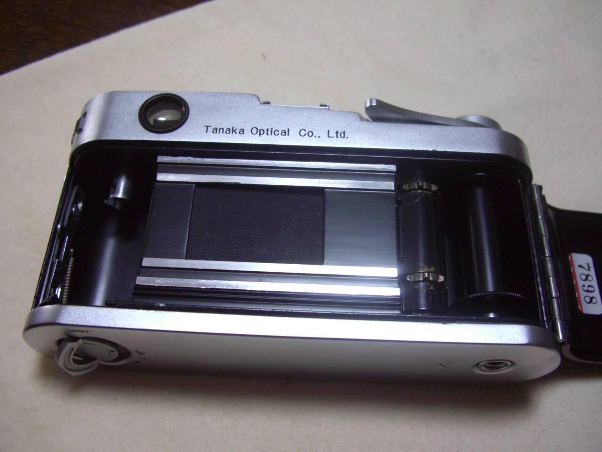 田中光学 タナック V3 TANACK TYPE - V3 + TANAR 5cm f1.9 50mm f1.9 ライカ L39 マウント_画像7