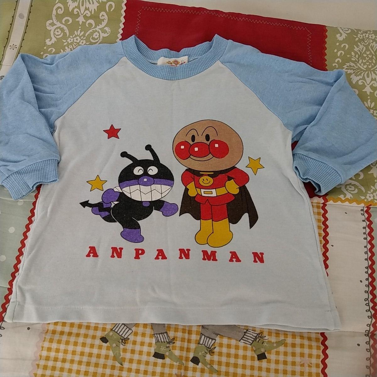 パジャマ アンパンマン