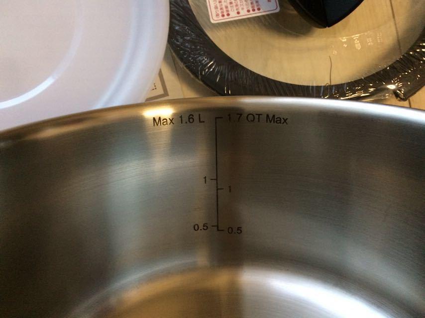 T-fal ティファール インジニオ・ネオ ステンレス ソースパン 16cm 3点セット 新品_画像3