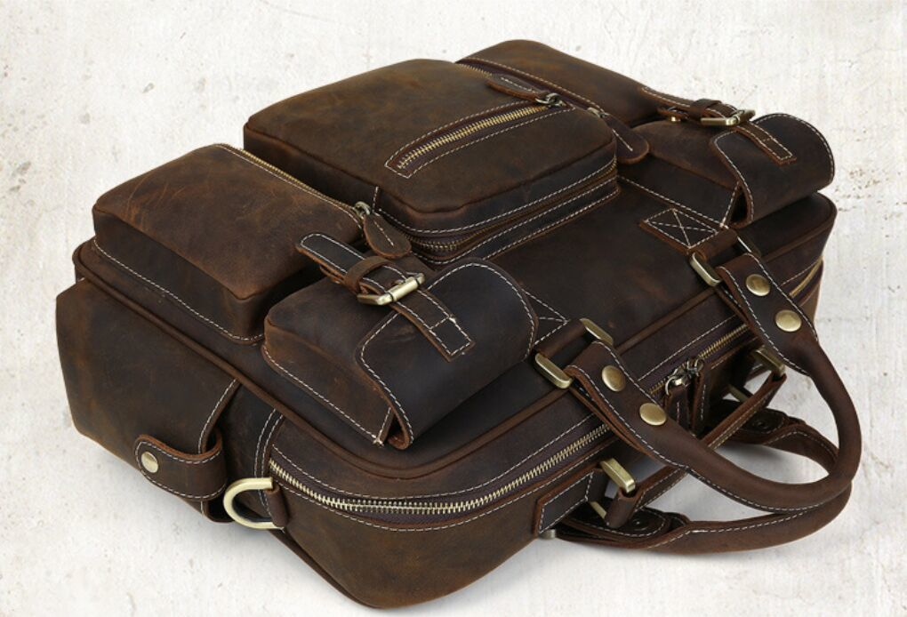 ※最高の贅沢※ *上層牛革100%メンズビジネスバッグ 書類かばん ビジネスバッグ ショルダーバッグ メンズバッグ 鞄_画像7
