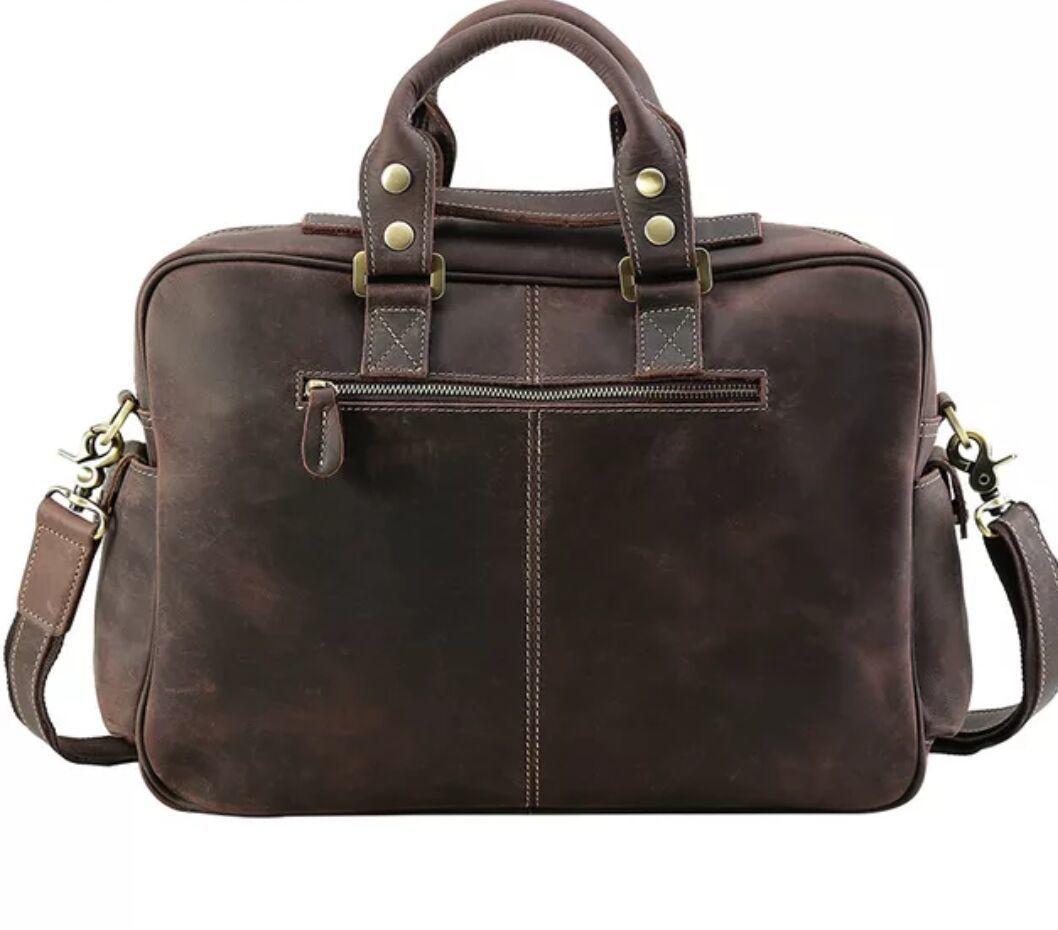 ※最高の贅沢※ *上層牛革100%メンズビジネスバッグ 書類かばん ビジネスバッグ ショルダーバッグ メンズバッグ 鞄_画像2