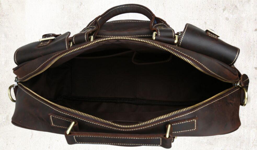 ※最高の贅沢※ *上層牛革100%メンズビジネスバッグ 書類かばん ビジネスバッグ ショルダーバッグ メンズバッグ 鞄_画像5