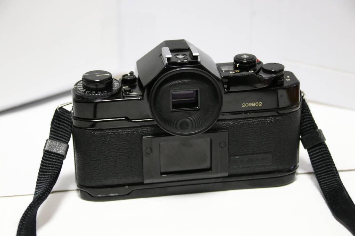希少☆CANON A-1・TAMRON 17mm SPレンズセット☆キャノン_画像3