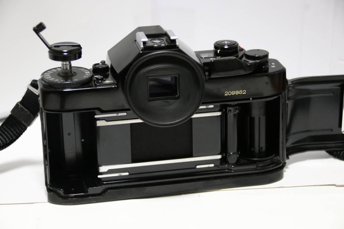 希少☆CANON A-1・TAMRON 17mm SPレンズセット☆キャノン_画像4