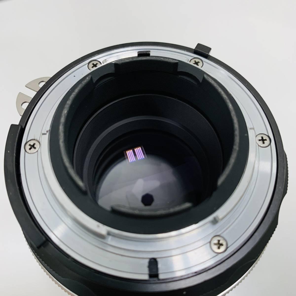 【2978】 Nikon  Nikon  NIKKOR-Q Auto 1:2.8 f=135mm  камера   оптика   135mm 1 однообъективнай зеркальный   чехол  прилагается ...