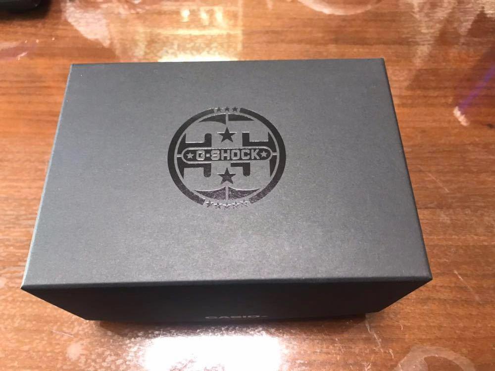 カシオ G-SHOCK 35周年 GMW-B5000TFG-9JR 中古 美品 限定