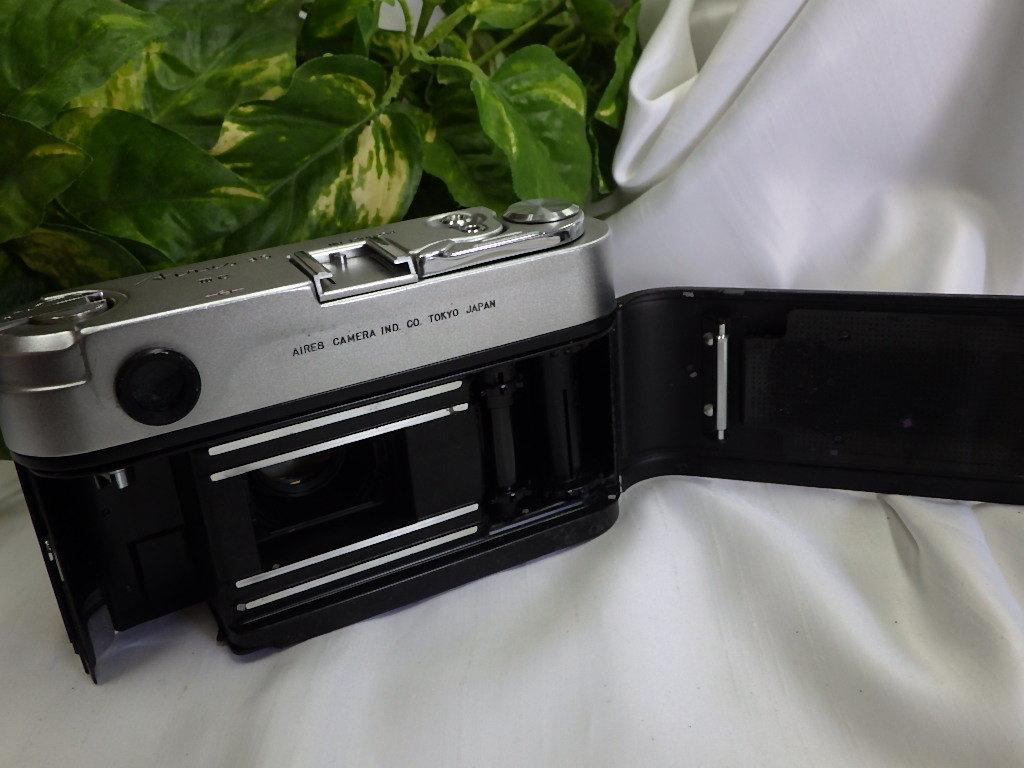 ☆彡AIRES/アイレス 35 ⅢC フィルムカメラ シャッター切れました。☆彡_画像7