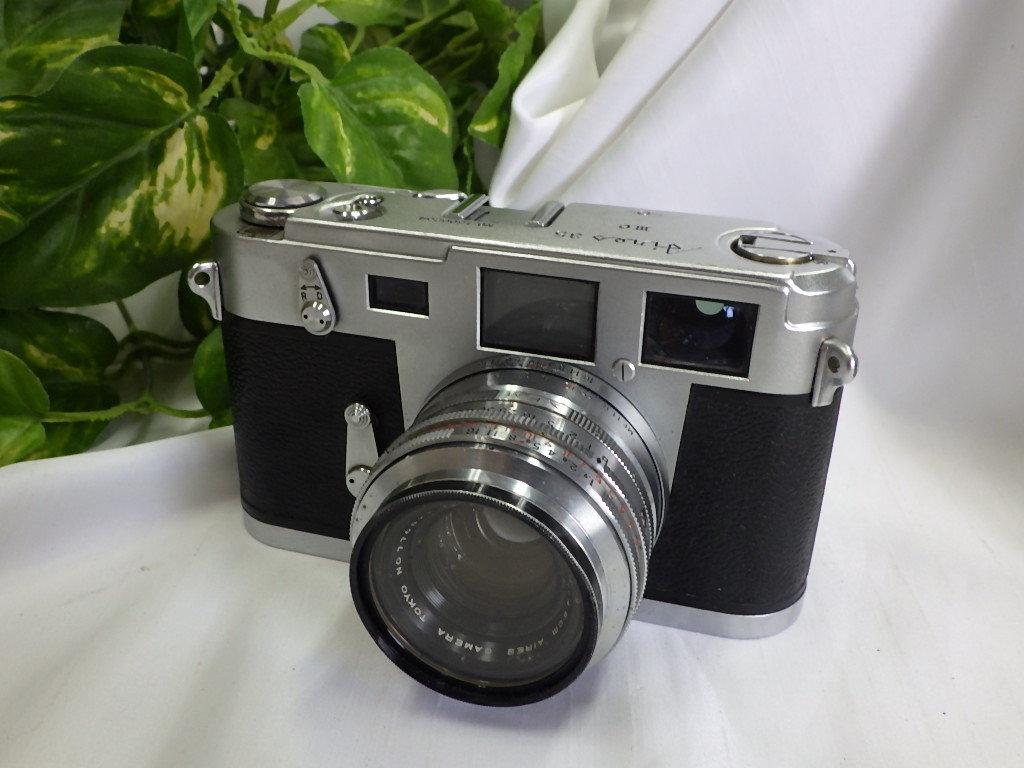 ☆彡AIRES/アイレス 35 ⅢC フィルムカメラ シャッター切れました。☆彡