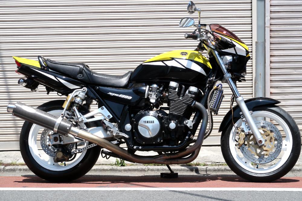 チャンス到来■ XJR1200 ■東京レーシング■Nojima改■美車■カスタム■XJR1300■_画像2