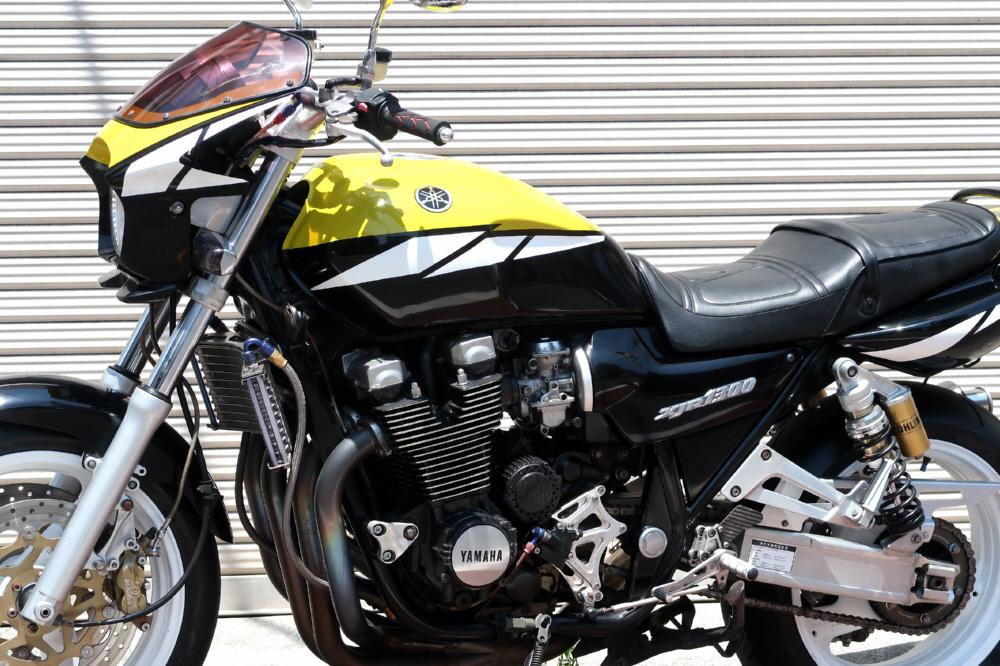 チャンス到来■ XJR1200 ■東京レーシング■Nojima改■美車■カスタム■XJR1300■_画像6
