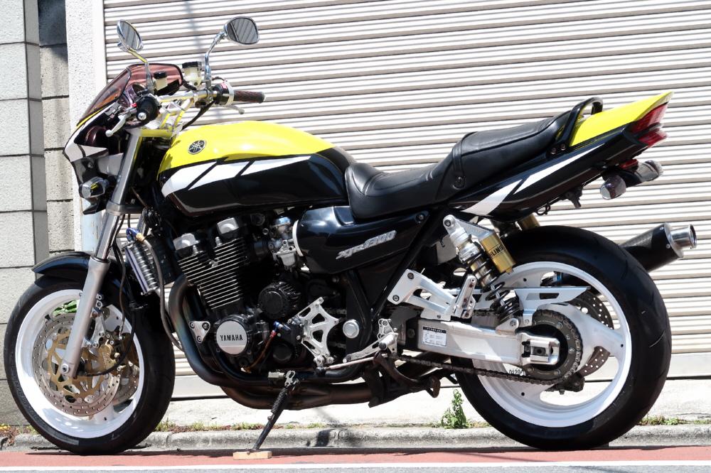 チャンス到来■ XJR1200 ■東京レーシング■Nojima改■美車■カスタム■XJR1300■_画像8