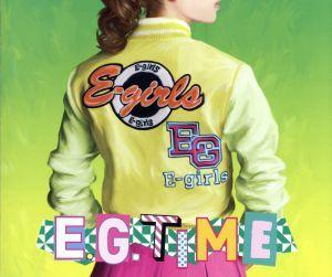 E.G.TIME(初回限定盤C)(DVD付)/E-girls_画像1