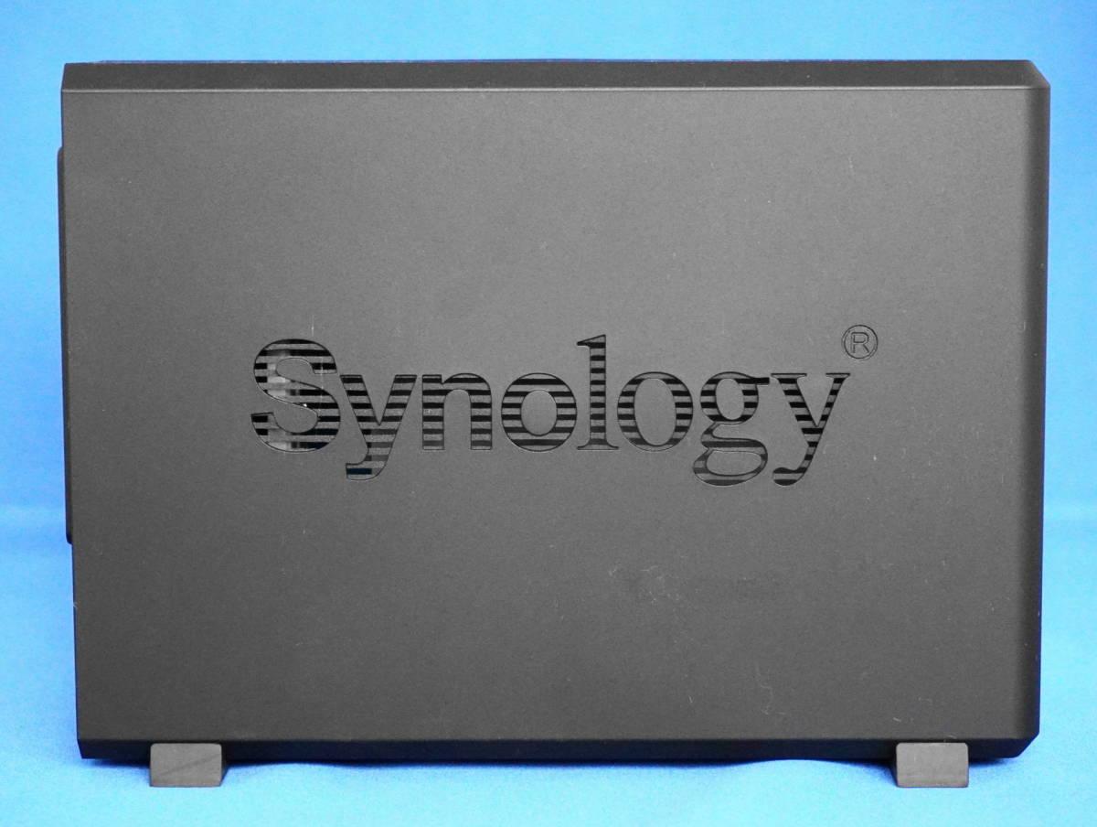 ☆極美品☆Synology DiskStation クアッドコアCPU搭載多機能パーソナルクラウド 2ベイNASキット/ガイドブック付き DS218play/JP_画像5